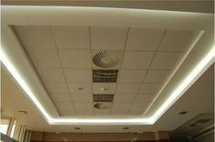 Alçıpan tavan,Alçıpan gizli ışık Ceiling, Bathroom, Washroom, Ceilings, Full Bath, Bath, Bathrooms, Trey Ceiling