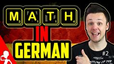 German #math made easy! Learn all the vocabulary necessary to talk about mathematics in #German and Get Germanized! Part 2 of the lesson will provide you with the tools you need to understand roots, brackets, factorials and functions!