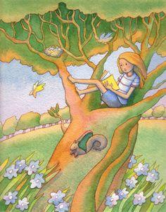 Reading Tree | Linda Prater