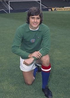 Ron Healey Manchester City 1973
