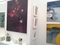 Affordable Art Fair, Cornwall, Contemporary, Painting, Painting Art, Paintings