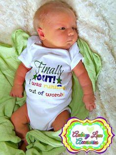 Baby Boy Shower Gift Birth Announcement by AubreyLoveAccesories, $12.00