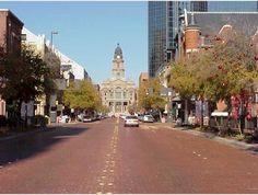 sundance square fort worth texas -