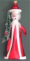 Soffieria De Carlini Italian Blown Glass Ornaments Blown Glass Christmas Ornaments