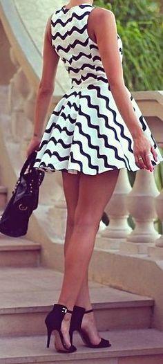 Chic in Stripes