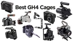 10 Best Panasonic GH4 Camera Cages | DSLR Video Shooter