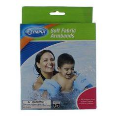 Olympia Inflatable Swim Armbands