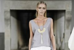Another great look by the danish designer Veronica B Vallenes!