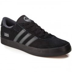 5a4cec7bea18 Adidas Gonz Pro Shoes - Black Grey Black Fresh Brand