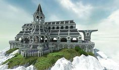 Zaelon Minecraft World Save Minecraft Kingdom, Minecraft Castle, Minecraft City, Amazing Minecraft, Minecraft Stuff, Minecraft Creations, Minecraft Designs, Minecraft Projects, Minecraft Crafts