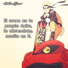 Si crees #ShuOumaGcrow #Anime #Frases_anime #frases