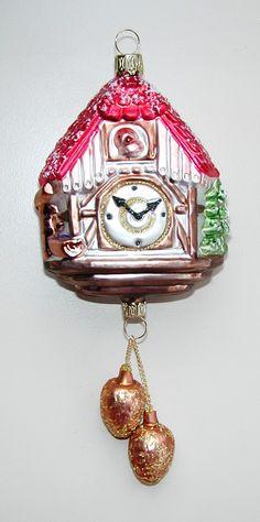 Glasschmuck, mit Pendel ca. 17 cm, Handarbeit