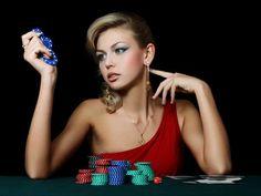 How should women dress for a night at the casino?  #women #fashion