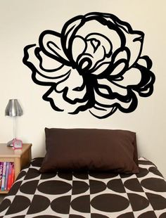 I found 'Large Rose Decal' on Wish, check it out!