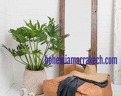 Bohemia Marrakech pouf leather Original by BohemiaMarrakechCom Square Pouf, Marrakech, Ladder Decor, Home Goods, Etsy Seller, New Homes, The Originals, Moroccan, Instagram Posts