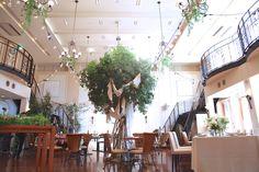 シンボルツリー/花どうらく/ウェディング/Party /Wedding/decoration/hanadouraku/http://www.hanadouraku.com/