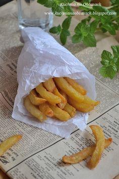 Homemade  fries - Domowe frytki