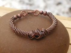 Love Knot Bangle by AuSableDesigns on Etsy, $45.00