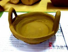 Steffi. Kriya, pottery 1, project 3. June 2015