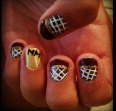 Woooo MMHS nails!