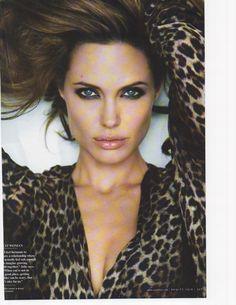 Angelina // Vanity Fair