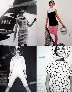 Jean Shrimpton by Avedon in Harper's Bazaar April 1965, mod fashion , avedon, 1960s, {via jeanshrimpton tumblr }