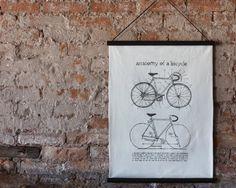 Anatomy of a Bicycle #bike