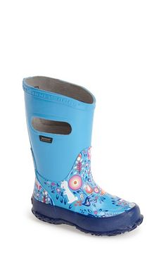 Bogs 'Forest' Waterproof Rain Boot (Walker, Toddler, Little Kid & Big Kid) available at #Nordstrom