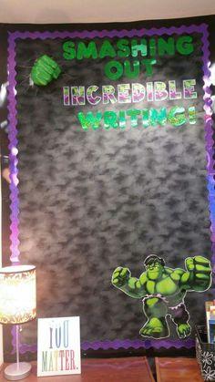 Superhero Classroom Theme, Superhero Room, Classroom Door, School Classroom, Classroom Themes, Classroom Organization, Classroom Management, School Stuff, Back To School