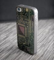 Male - This case would be more for men that love technology. It has a darker color palette.