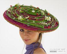 Slava Rosca (Moscow, Russia) | FLOWERCAST.COM | All about flower design, floristics.