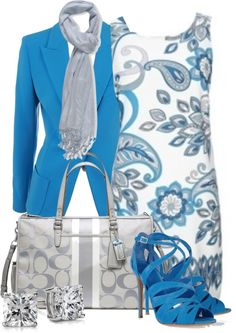 """Paisley Dress"" by stylesbyjoey ❤ liked on Polyvore: GORGEOUS outfit!"