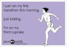 Mmmm, cupcake.