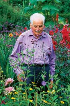 Christopher Lloyd, OBE (1921– 2006)  British gardener & author. The 20th Century chronicler for the heavily planted, Arts & Crafts garden. His gardens at his country house, Great Dixter, are the most documented of gardens because of his writings. He inspired generations of gardeners around the world. He was awarded the Victoria Medal of Honor by The Royal Horticultural Society and the Order of the British Empire for his service to horticulture.
