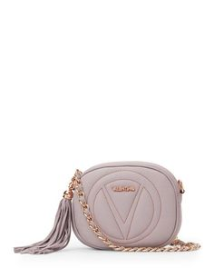 Valentino By Mario Nina Signature LAVENDER Cross Body Bag. Get the  trendiest Cross Body Bag 9799c00e35078