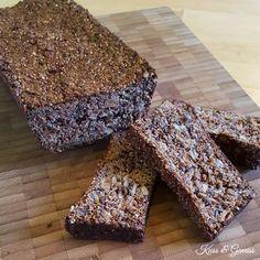 Brot mit Frischkäse – Backen Low Carb Teil 2