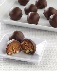Peanut Butter Pretzel Bon Bons Recipe