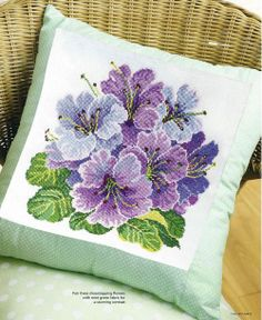 Flower Power for Cross Stitch Gold 108