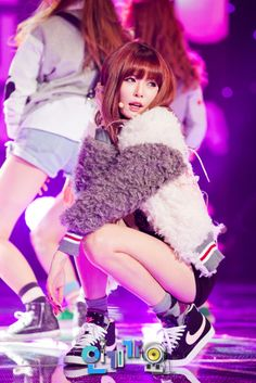 Kim Hyuna - Ice Cream Live