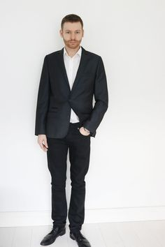 Outfit Ideas - What To Wear With Black Jeans -   Black Jeans With Blazer