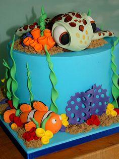 disney nimo cake