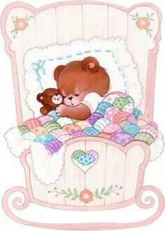 Let Sleepy Little Bears Sleep
