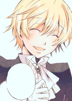 Oz Vessalius <3 Pandora Hearts is my favorite manga series of all time!