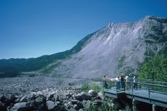 The ghostly view from the Frank Slide Interpretive Centre (Photo: Travel Alberta) Rest Of The World, Places Around The World, Around The Worlds, O Canada, Alberta Canada, Places To See, Places Ive Been, Canada Mountains, Western Canada