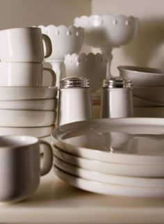 Safely Clean China Dishes