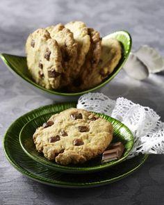 Unser beliebtes Rezept für Cookies mit Kinderschokolade und mehr als 55.000 weitere kostenlose Rezepte auf LECKER.de.