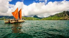 The Hokulea canoe, built to prove the genius of Polynesian sailors, is about to complete an around-the-world trip, returning to Honolulu.
