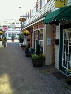 Penny Lane Mall in Rehoboth Beach Delaware