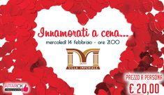 Innamorati A Cena... @ Villa Imperiale