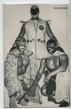 Quieren lucha libre en museos - El Mañana - Revista @3 Museos